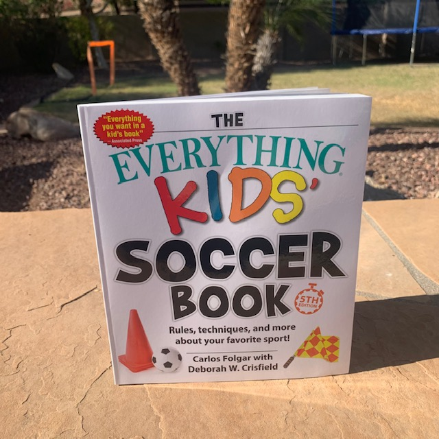 Everything Kids' Soccer Book