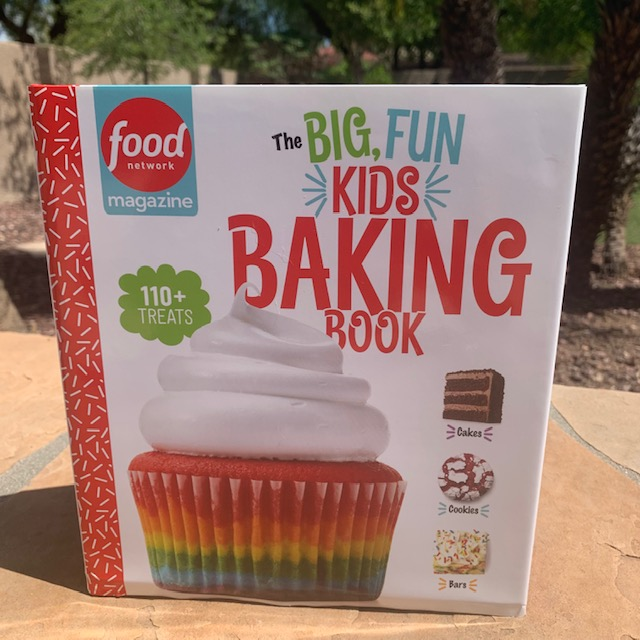 big fun kids baking book