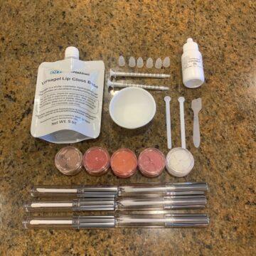 DIY Lip Gloss Making Kit